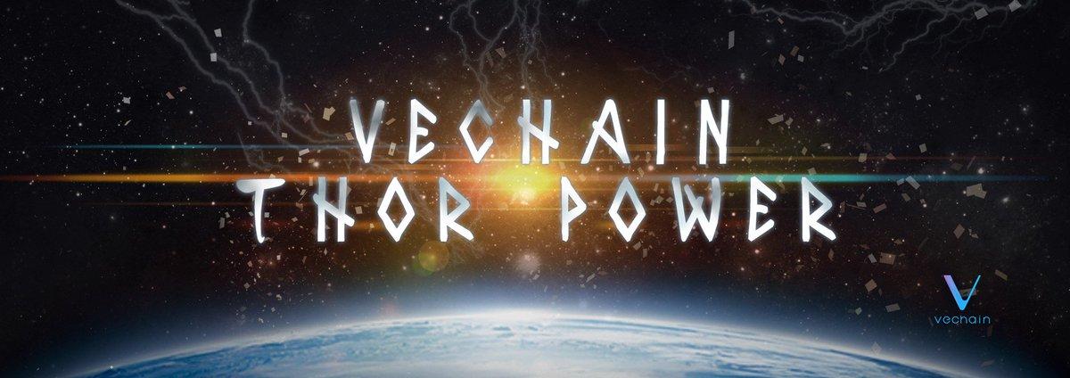 Kết quả hình ảnh cho VeChain Thor blockchain