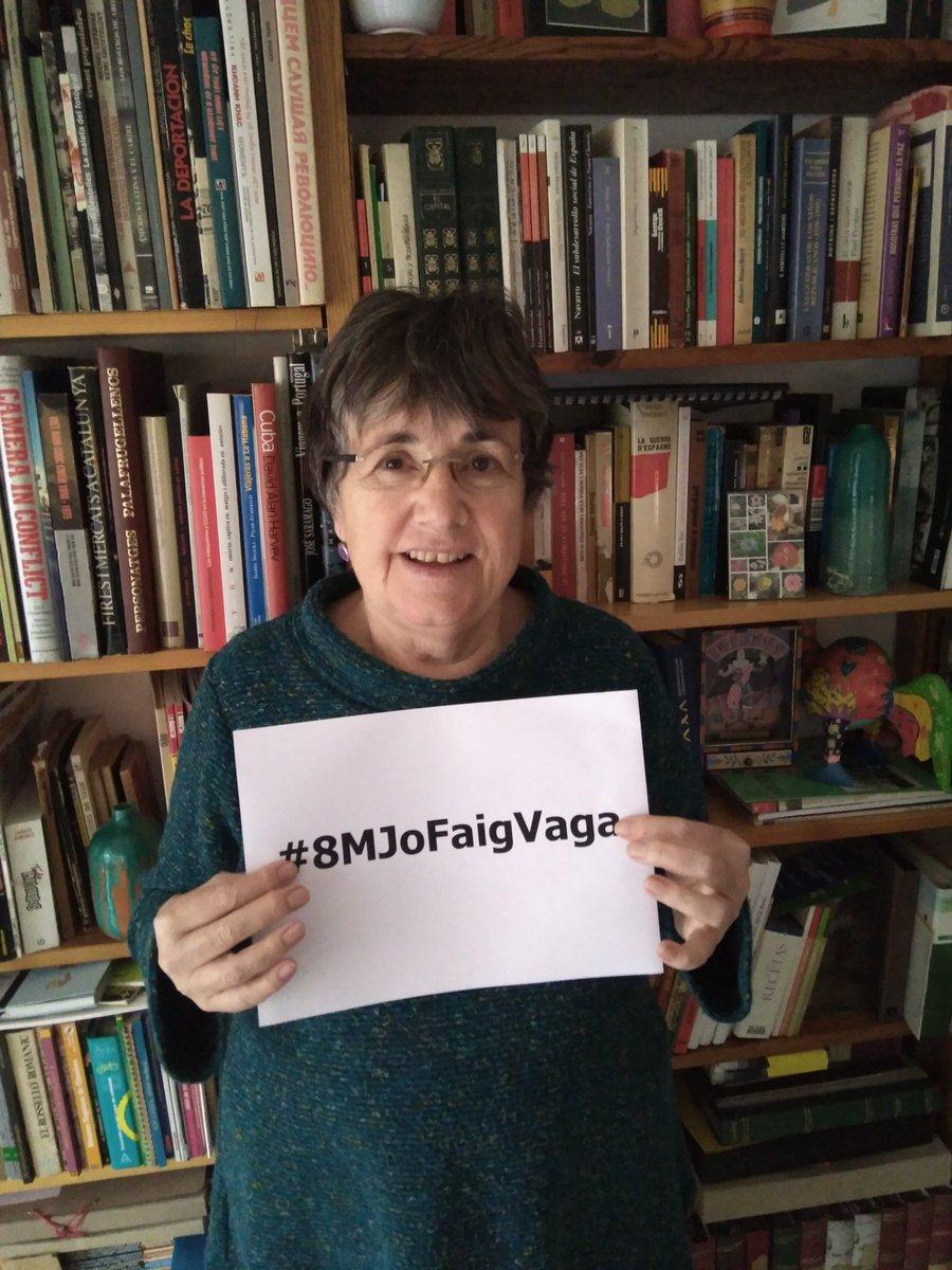 Rosa Bofill's photo on #8MJoFaigVaga