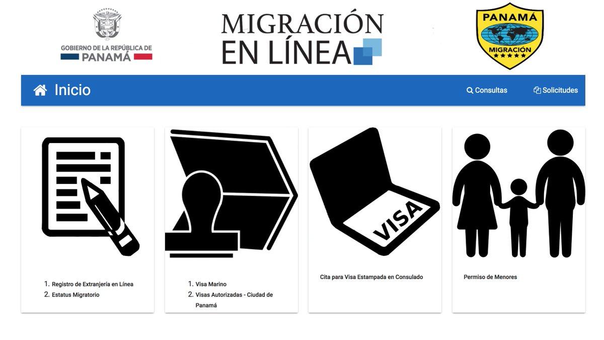 Migración Panamá on Twitter: \