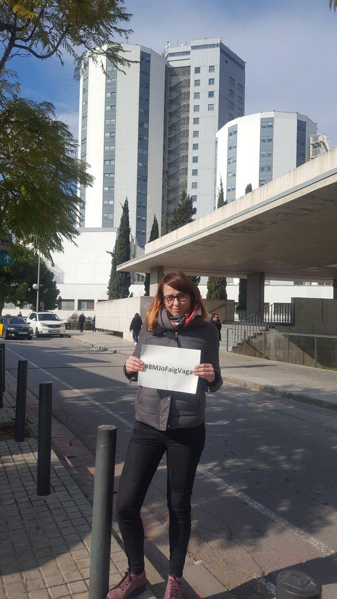 Júlia Carballeira's photo on #8MJoFaigVaga