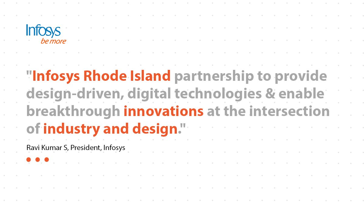 Infosys Rhode Island