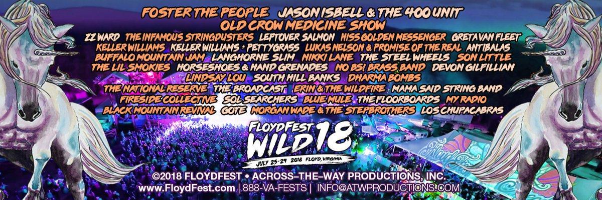 Image result for floydfest 2018