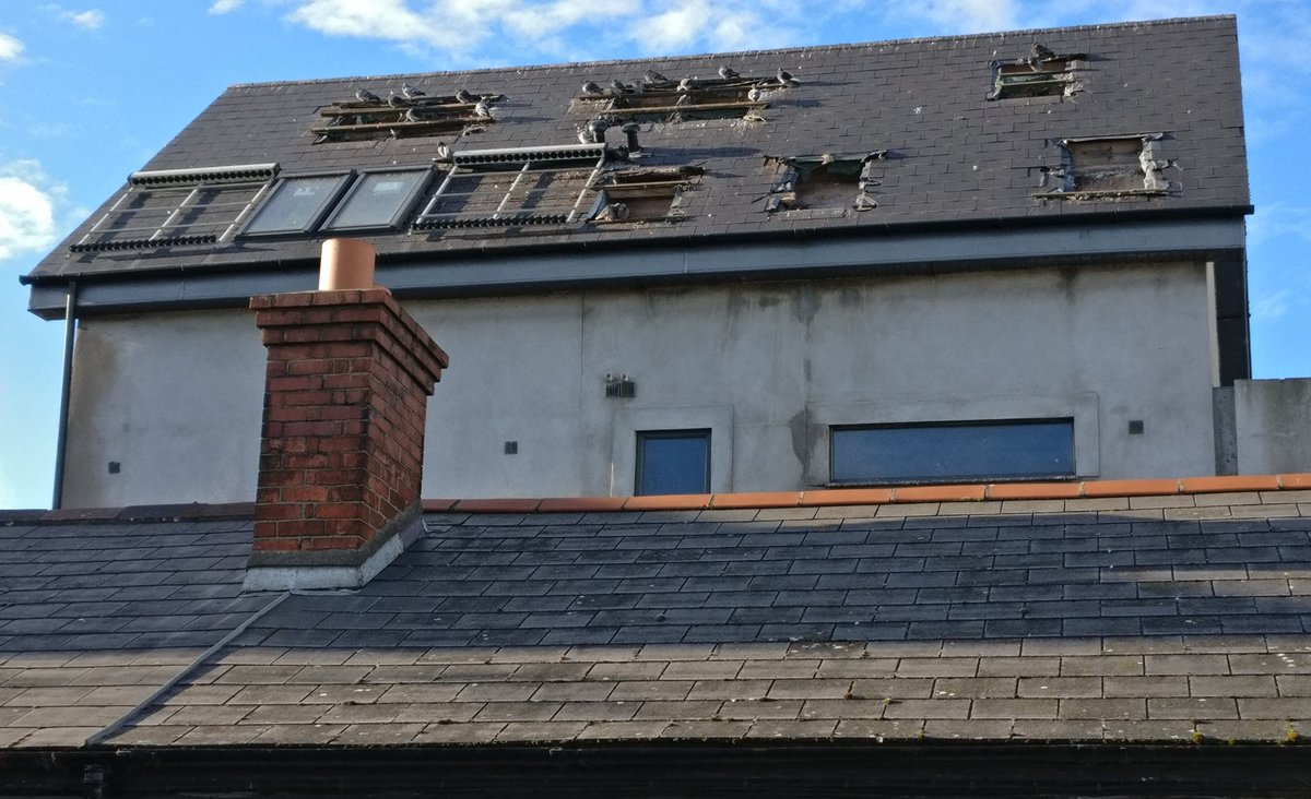 Wharton Hall in Harold&#39;s Cross sits empty. There are 27 vacant dwellings for every person in emergency accommodation, rents continue to rise. The @greenparty_ie #LivingCities Bill will bring places like this back to life and help strengthen communities. <br>http://pic.twitter.com/bqlDGyTzsq
