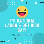 Laugh, laugh, and laugh! Tell jokes and solicit jokes from friends and classmates to put you in the mood to think up new ventures. #HPU365 #HPU2020 #HPU2021