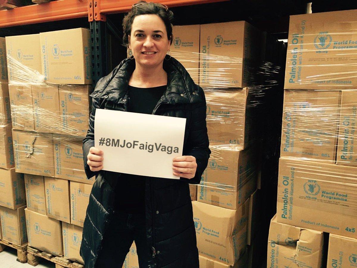 Sara Vilà's photo on #8MJoFaigVaga