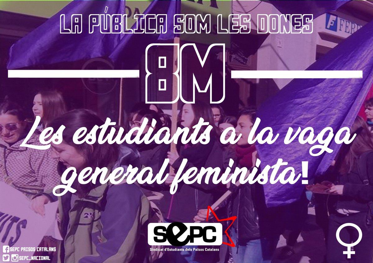 SEPC #Incompetències18's photo on #8MJoFaigVaga