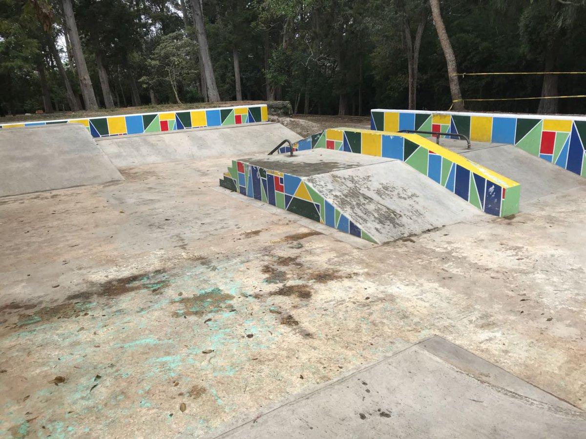 Muniguate On Twitter Supervision De Tareas En Plaza De Juegos