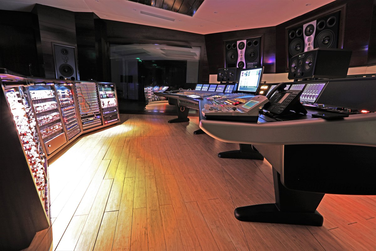 ... A Dubai Based Multimedia Production Company Has Recently Installed Two  SSL Duality Delta SuperAnalogue Consoles For Studios A And B. Full Story:  ...