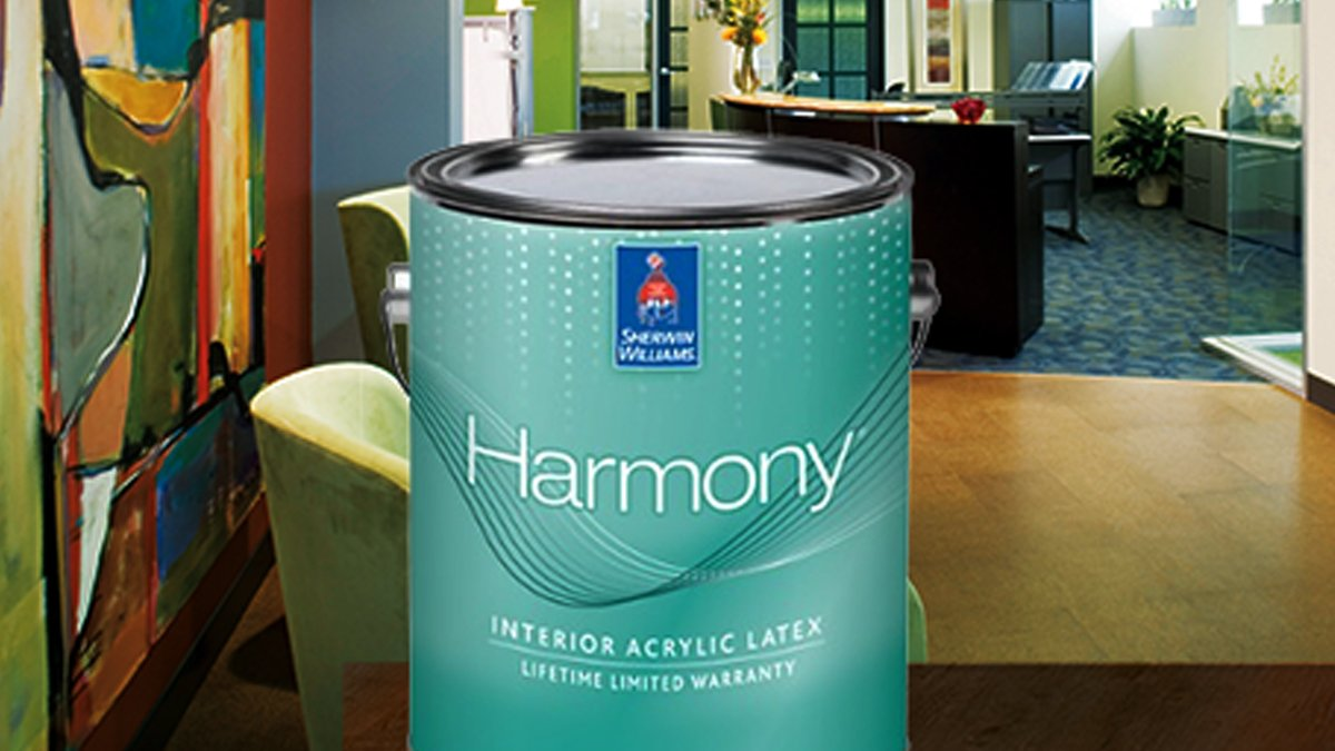 S W Paint Pros On Twitter Great Hide Durable Finish Zero Vocs Get To Know Harmony Interior Acrylic Latex Https T Co Fw3eyligcr