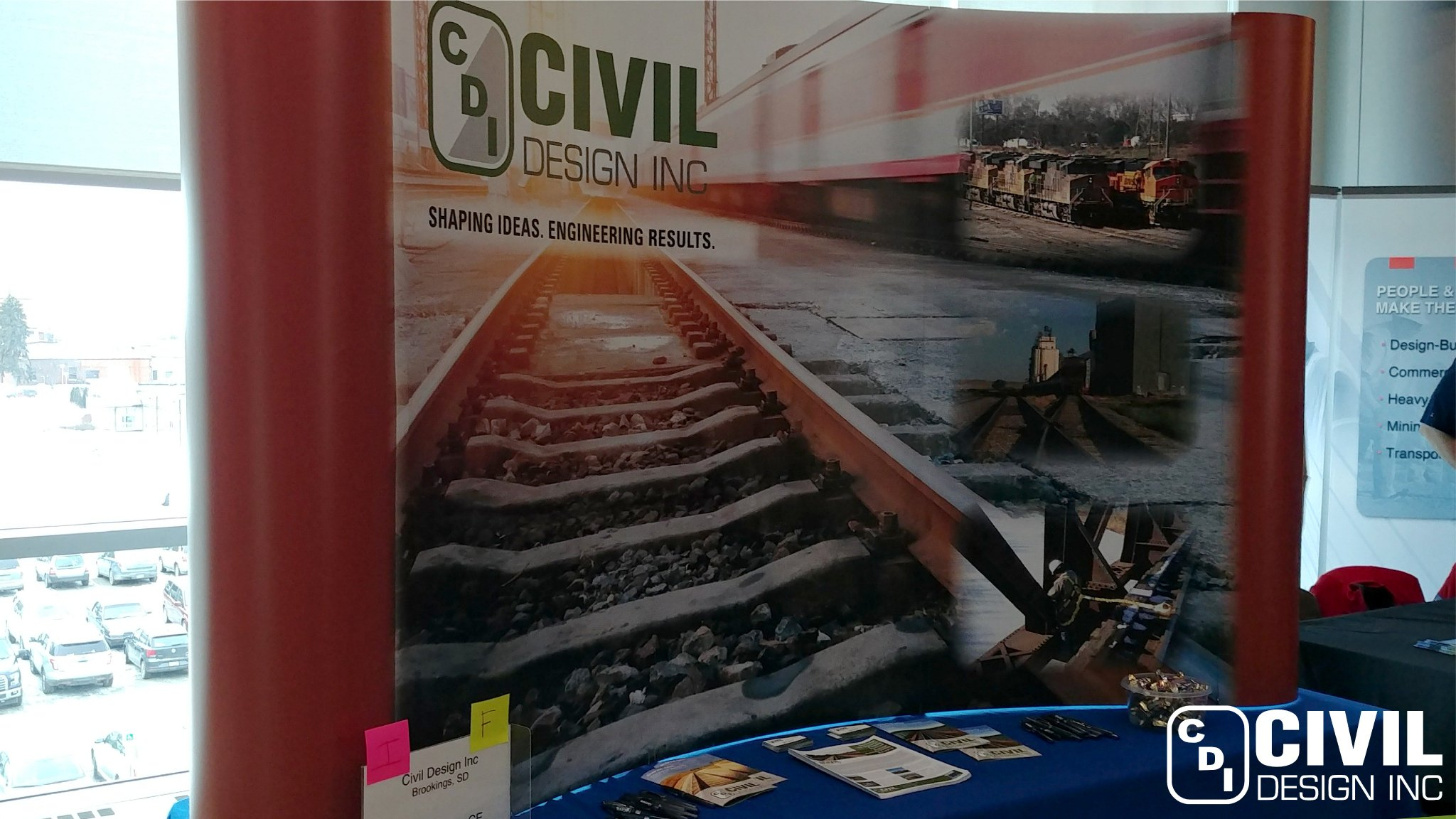 Civil Design Inc On Twitter Cdi Always Enjoys Meeting With Engineering Students And Graduates At The South Dakota State University Engineering Career Fair We Will See You All Again In The Fall