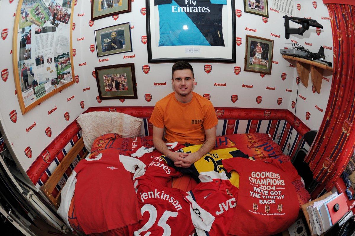 Stuart MacFarlane On Twitter Happy Birthday Jenko Arsenal Arsenalfan Afc
