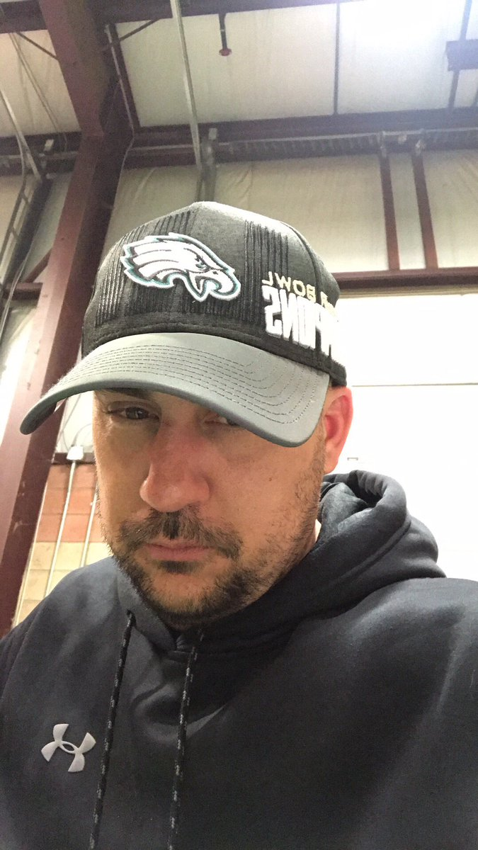 Nfl Update On Twitter Eagles C Jason Kelse Was Extremely