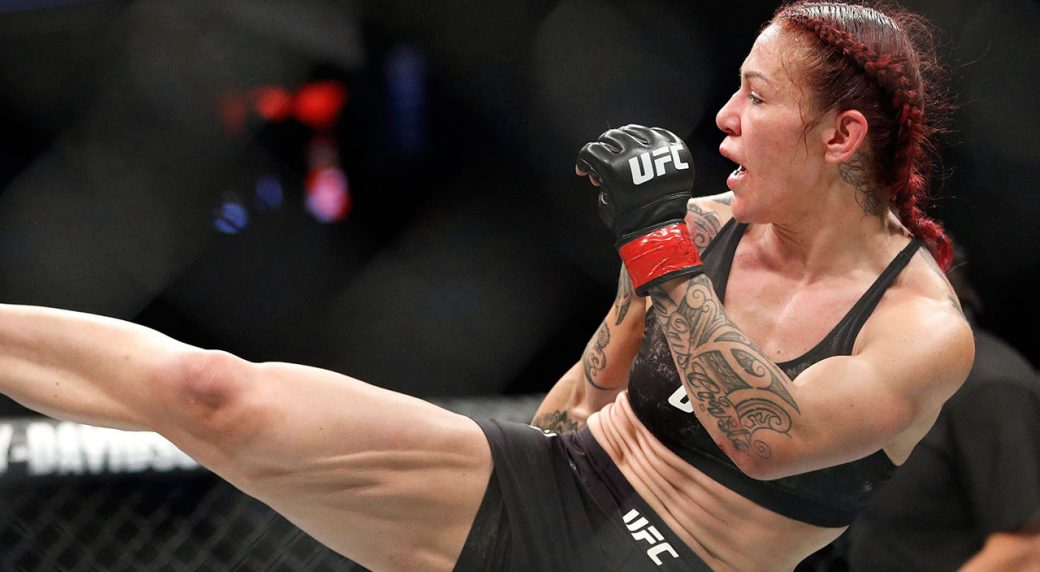 Cristiane Cyborg Justino Will Now Headline After An Injury