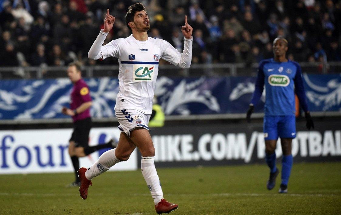 Coupe de france strasbourg rejoint chambly en quarts - Coupe de france strasbourg ...