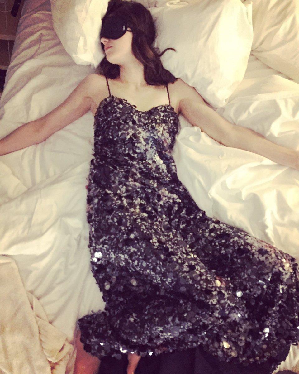 Alexandra Daddario twitter @AADaddario fashionweek