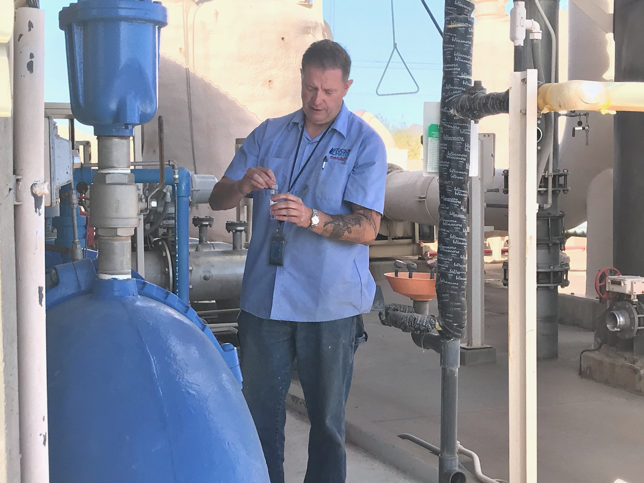 Tucson Water On Twitter Tucson Water Recruiting Water System