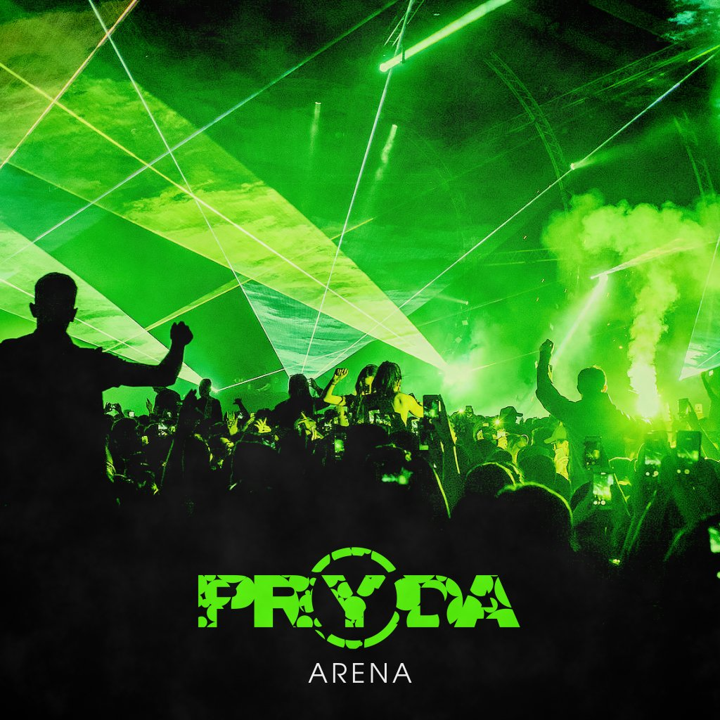 For the first time... Pryda Arena at @Parklifefest 2018! https://t.co/P89Ptywhgd
