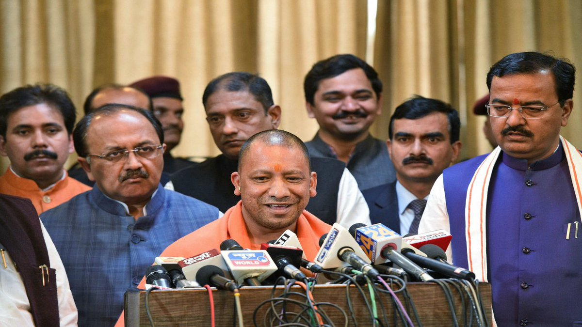 If you live by the gun, you die by the gun: Yogi Adityanath issues warning to criminal elements https://t.co/uYkZnqbSn6