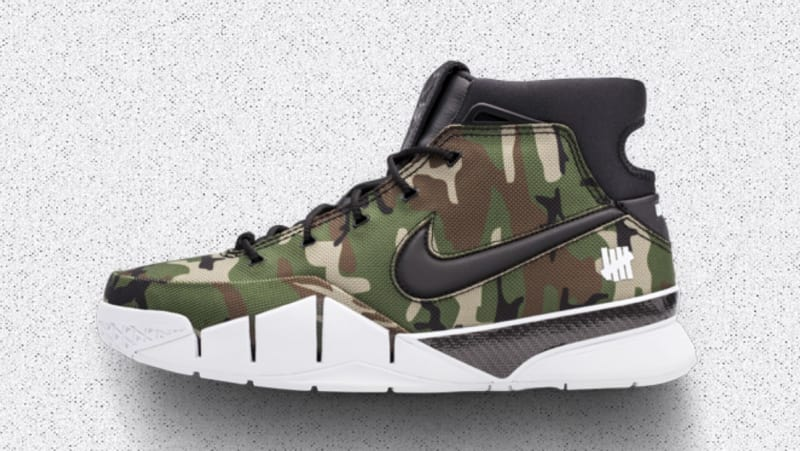 e64cc392d99e undefeated x nike zoom kobe 1 protro releasing at all star weekend