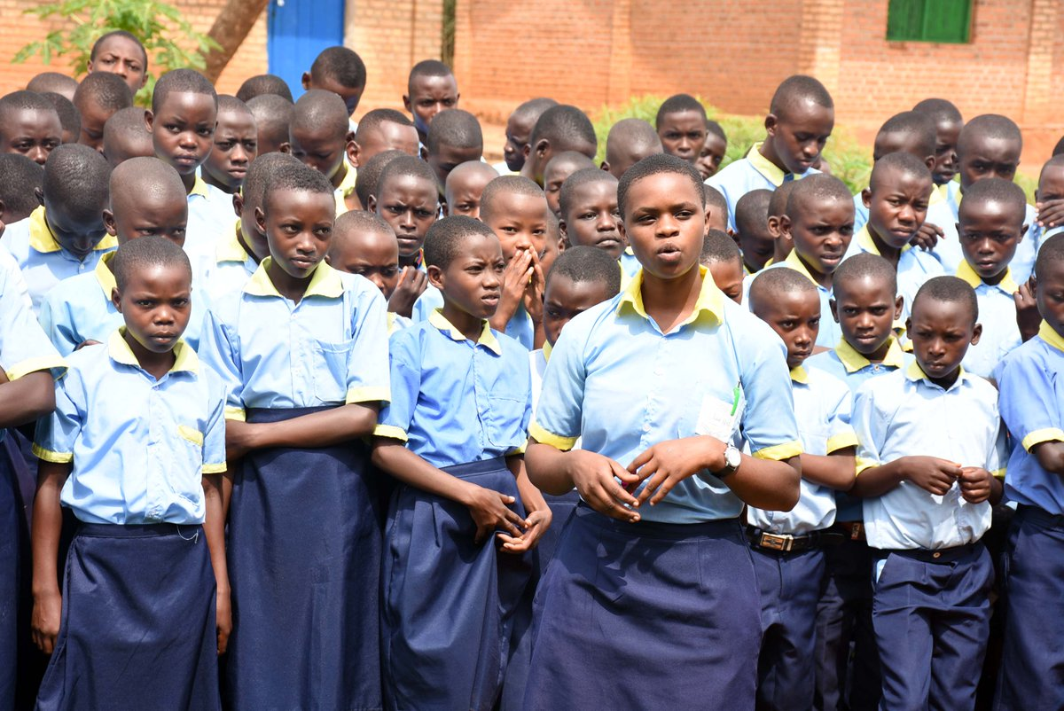 Long Distance Traveled By Students 2 Skul And Back Electricity Absenteeism Are Also At The Forefront In Jeopardizing QualityEducationRw Rwanda Edu