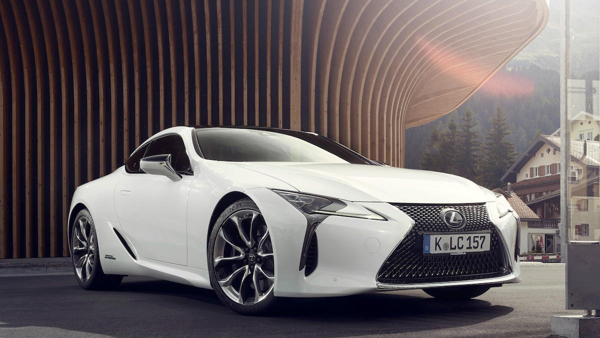 Beautiful from every angle. #LexusLC https://t.co/7iRxb1ozfj