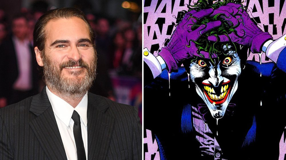 Joaquin Phoenix in talks to play the Jok...