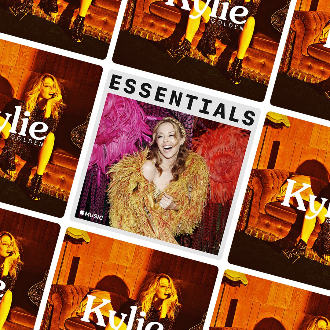 Apple Music have got the Kylie Essentials covered, have you? @AppleMusic 💛https://t.co/nd0QpkJzpd https://t.co/iht0XBoVwA