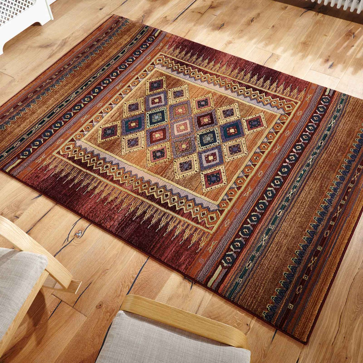 Whether you want a rug to add an element of fun, or just plain cosiness, Gabbeh rugs are a great option  http://bit.ly/2y9DES9 #Rugspic.twitter.com/EC7spAXeEu  by The Rug Seller