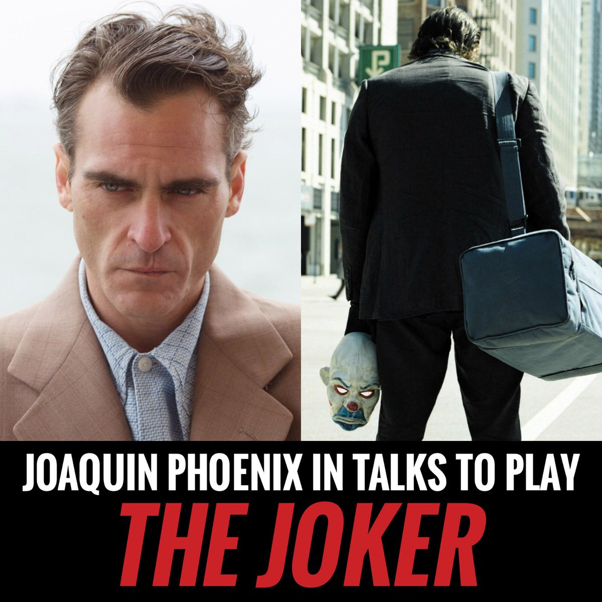 Rotten tomatoes on twitter joaquin phoenix could star in todd rotten tomatoes on twitter joaquin phoenix could star in todd phillips standalone joker film what do you think of this casting buycottarizona