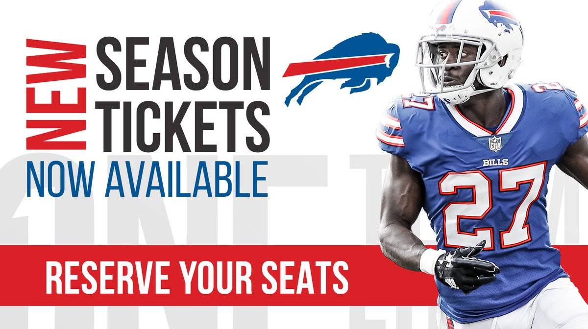 buffalo bills preseason tickets cheap
