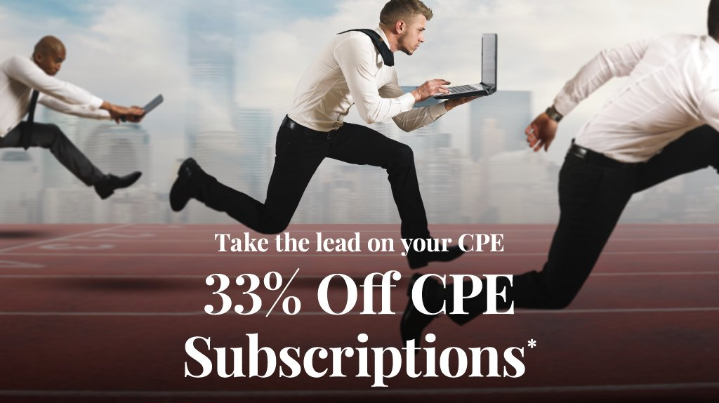 Becker Accounting On Twitter Take The Lead On Your Cpe With Becker