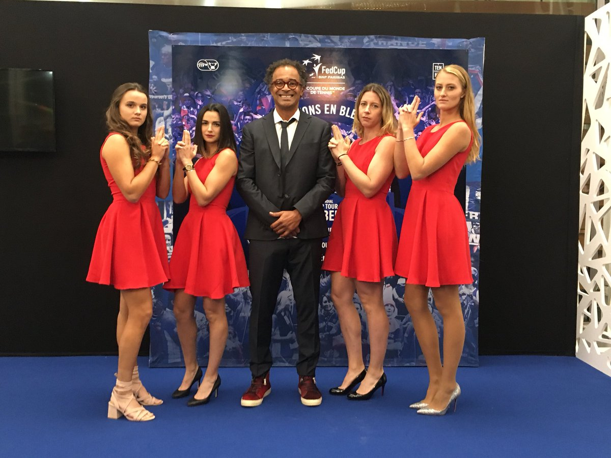 fed cup 2018 DViUueTX4AAVa8V