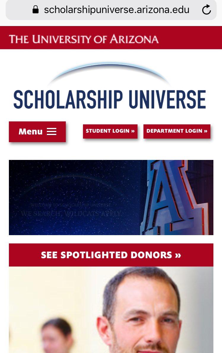 Scholarship Universe Uascholuniverse Twitter
