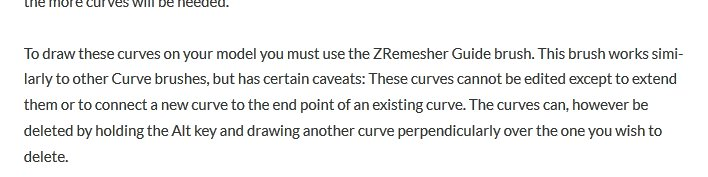 Where is the Zremesher Guide brush located? : ZBrush