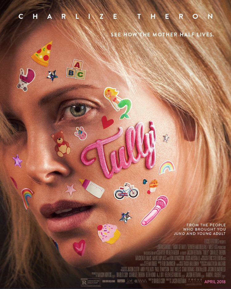 Tully (2018), Movie Cast, Storyline and Release Date