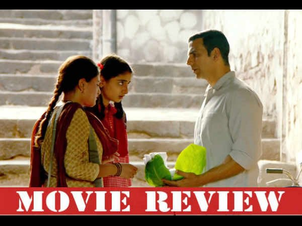 PadMan Review An Inspiring Journey Which Tells Why Every Woman Should Bleed With Pride