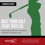 Image for the Tweet beginning: Interested in hosting a golf