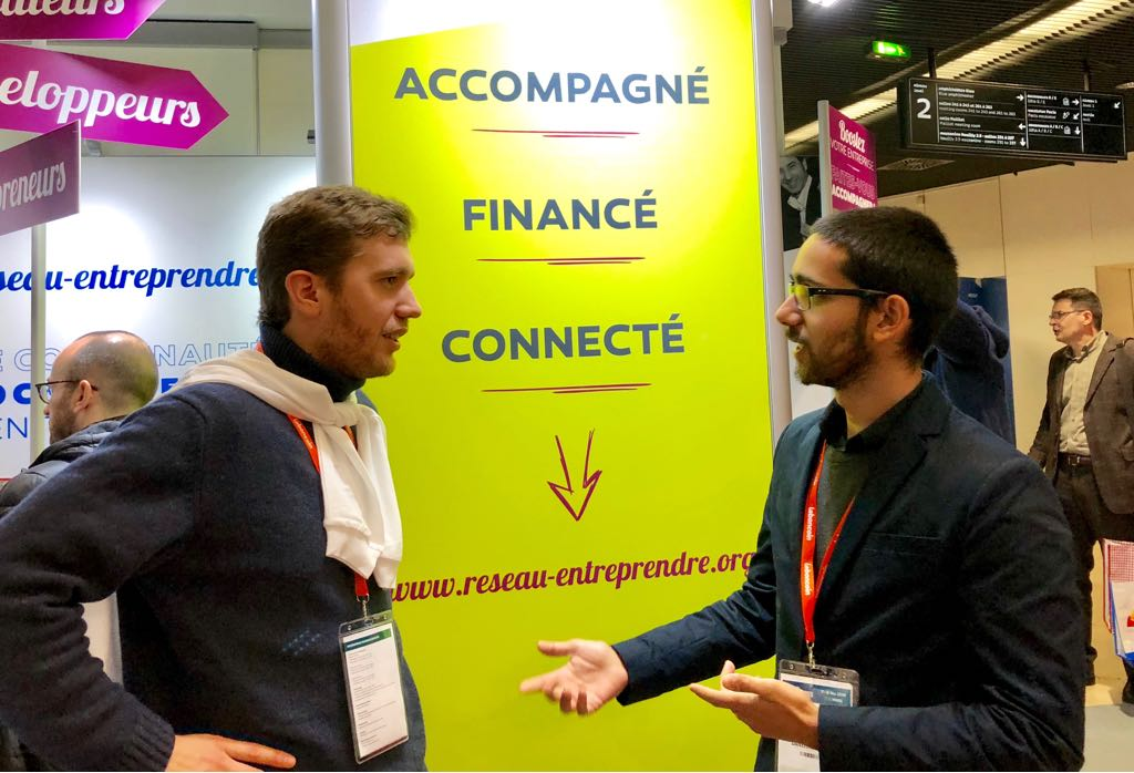 Daneel was present today at the French Entrepreneurs forum in Paris! Great meetings with AI startups  #SalonDesEntrepreneurs #AI #ICO #cryptocurrencies<br>http://pic.twitter.com/StOpjLx7Z4