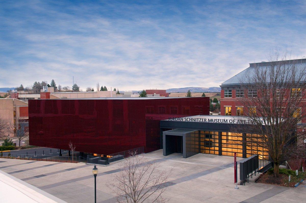 Jordan Schnitzer Museum Of Art WSU On Twitter Even On The Driest - Jordan schnitzer museum