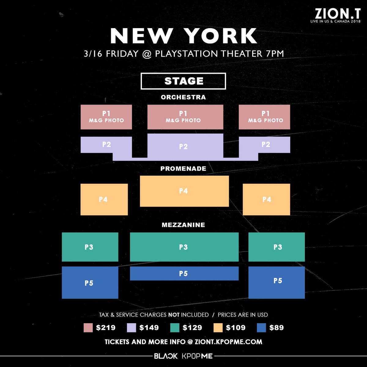 Kpopme On Twitter New York Are You Ready For Ziont Heres