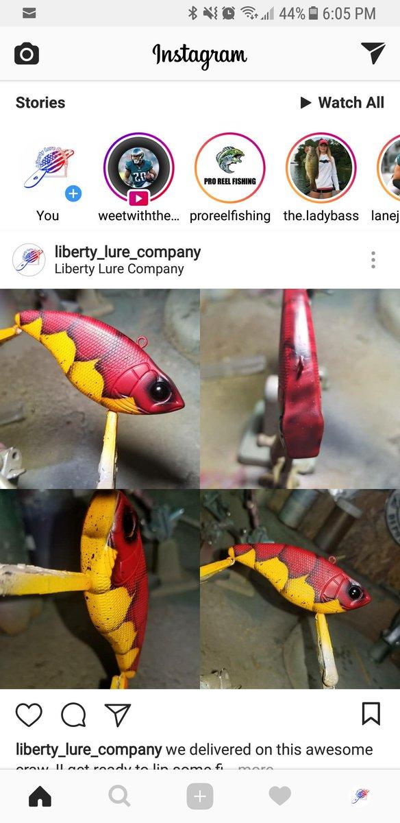 Liberty Lure Company (@libertylureco) | Twitter