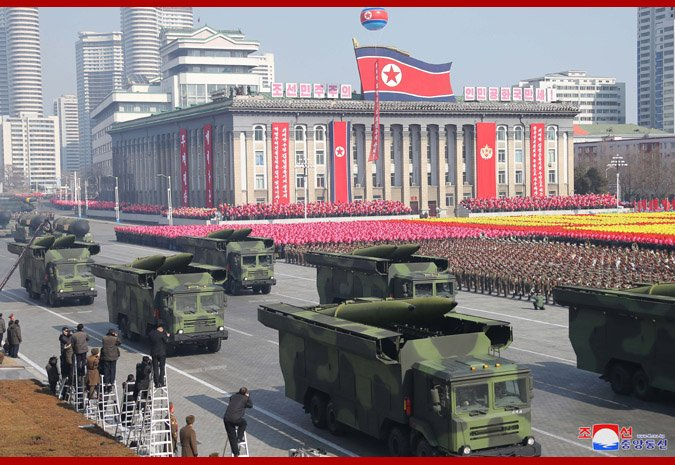 DPR Korea Space and Missiles - Page 5 DVjzqQNVwAEopvp