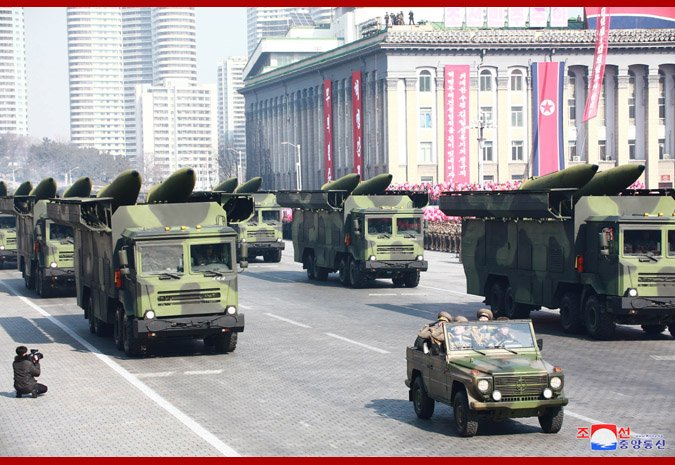 Korean People's Army: News - Page 6 DVjzzPhUQAATSIi