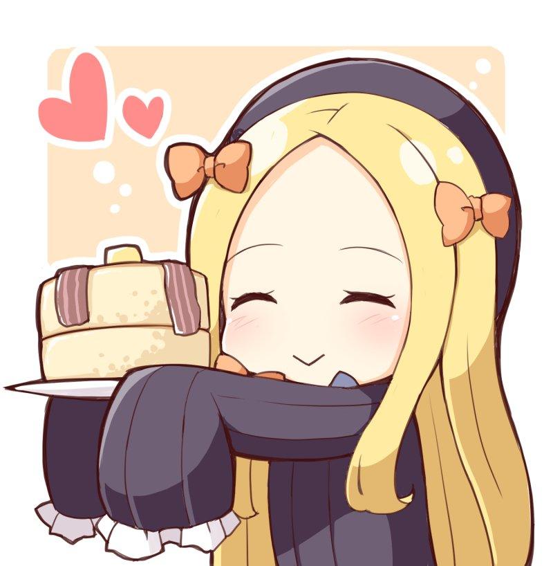 パンケーキだわ!