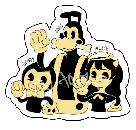 【Bendy and the Ink Machine】攻略と考察(chapter1 ...