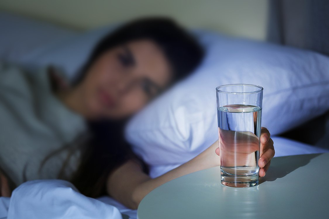 why you should never drink water before bed scoopnest com
