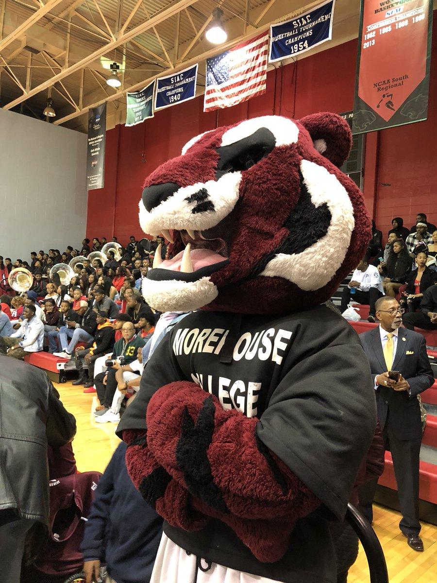 Morehouse Mascot