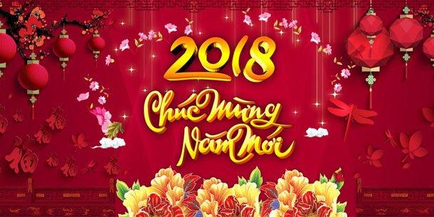 Thông báo nghỉ lễ tết Mậu Tuất 2018