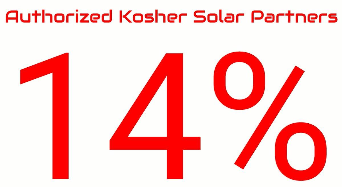 Kosher solar koshersolar twitter 0 replies 0 retweets 0 likes buycottarizona Choice Image