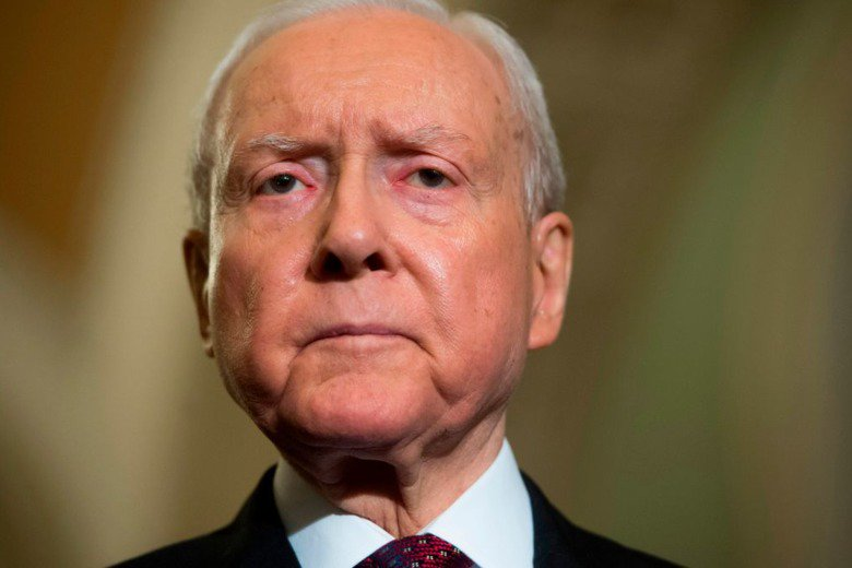 It's really time for Orrin Hatch to step down: https://t.co/9UNQiEfqim https://t.co/mRqGY8QkTK